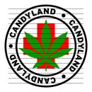 Round Candyland Medical Marijuana Strain Clipart