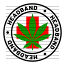 Round Headband Medical Marijuana Strain Clipart