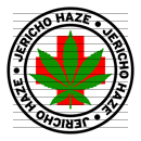 Round Jericho Haze Medical Marijuana Strain Clipart