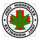 Round Jody Highroller Medical Marijuana Strain Clipart