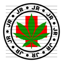 Round Jr Medical Marijuana Strain Clipart