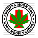 Round Kurupts Moon Rock Medical Marijuana Strain Clipart