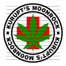 Round Kurupt's Moonrock Medical Marijuana Strain Clipart