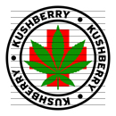 Round Kushberry Medical Marijuana Strain Clipart
