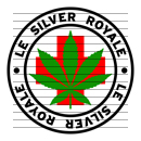 Round Le Silver Royale Medical Marijuana Strain Clipart