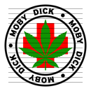Round Moby Dick Medical Marijuana Strain Clipart