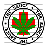 Round The Sauce Medical Marijuana Strain Clipart